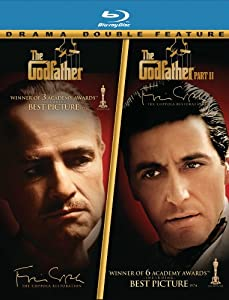 Godfather / Godfather: Part II (Two-Pack) [Blu-ray]