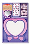 Melissa & Doug : Decorate Your Own Heart Mirror