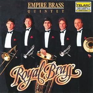 Royal Brass / Brass Music From Renaissance & Baroq