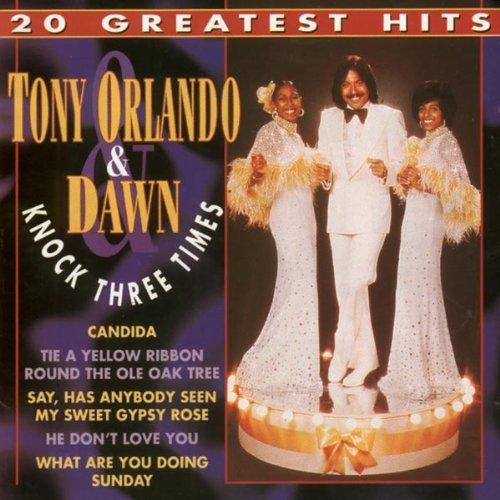 TONY ORLANDO & DAWN - Legends Disc 1 - Zortam Music