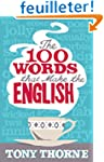 100 Words That Make the English