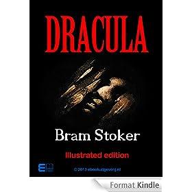 Bram Stoker: Dracula (Illustrated) (English Edition)