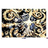 Doctor Who Exploding Tardis TV Poster Print