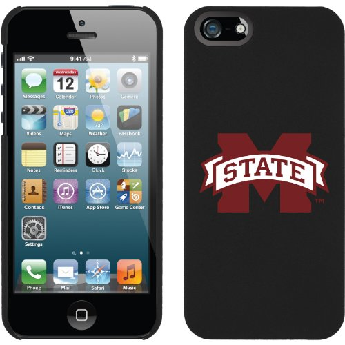 Special Sale Mississippi State - M design on iPhone 5 Thinshield Snap-On Case by Coveroo