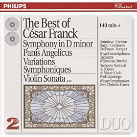 The Best of C�sar Franck (2 CDs)