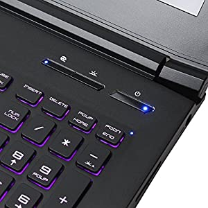 Cyberpower Fangbook 4 SX6 100 Gaming Laptop (Intel i7-6700HQ, Nvidia GeForce GTX 960 2GB, 4GB DDR4 2133Mhz, 500GB HDD, DVDRW, Win10) (4GB)