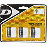 Dunlop - Antidérapant manche raquette tennis Viperdry