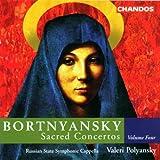 Intégrale Des Concertos Sacrés, Vol. 4