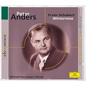 Peter Anders: Die Winterreise (Edited Version)