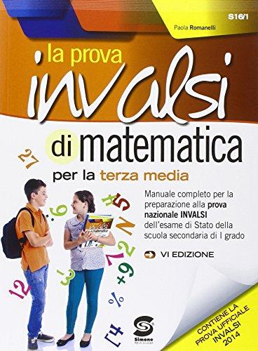 La prova INVALSI di matematica Terza media Con espansione online Per la Scuola media PDF