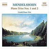メンデルスゾーン:ピアノ三重奏曲第1番, 第2番