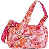 Ju-Ju-Be Hobobe Messenger Diaper Bag (Perfect Paisley)