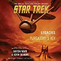 Purgatory's Key: Star Trek: Legacies, Book 3 Audiobook by Dayton Ward, Kevin Dilmore Narrated by Robert Petkoff