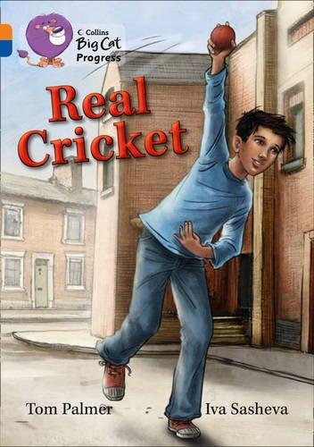 Real Cricket (Collins Big Cat Progress)