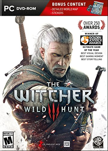The Witcher 3: Wild Hunt- PC Game