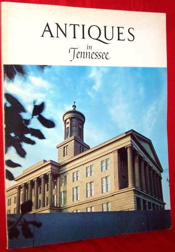 Image for ANTIQUES IN TENNESSEE