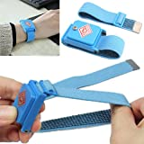 HDE Cordless Anti-Static ESD Discharge Wrist Strap
