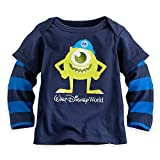 Disney Store Monsters U Mike Wazowski Sulley Tee Shirt Baby 12 Months (12m)