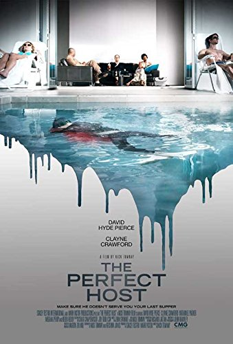 The Perfect Host 27 x 40 Movie Poster