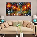 Wall Decor Landscape Oil Painting on...