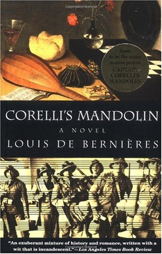 captain corelli s mandolin by louis de Embed (for wordpresscom hosted blogs and archiveorg item tags.