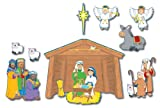 Carson Dellosa Christian Nativity Bulletin Board Set (1750)