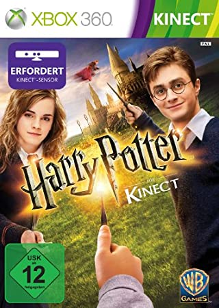Harry Potter Kinect (Kinect)