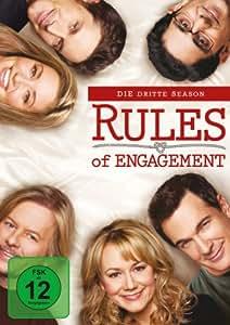 Rules of Engagement - Die dritte Season [2 DVDs]