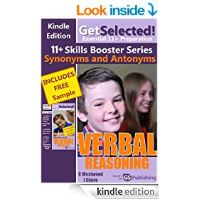 Get Selected! 11+ Synonym and Antonym Skills Booster (Get Selected! 11+ Skills Booster Series)
