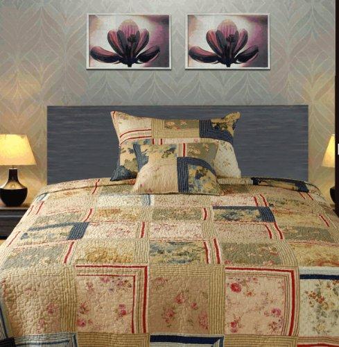 Tache Exotic 100% Cotton Japanese Emperor'S Garden Quilt Set-Twin front-738427