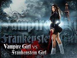 Vampire Girl vs Frankenstein Girll