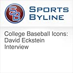 College Baseball Icons: David Eckstein Interview | Ron Barr