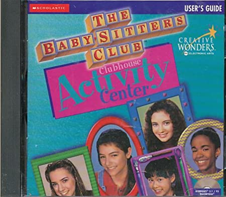 The Baby Sitters Club: Clubhouse Activity Center