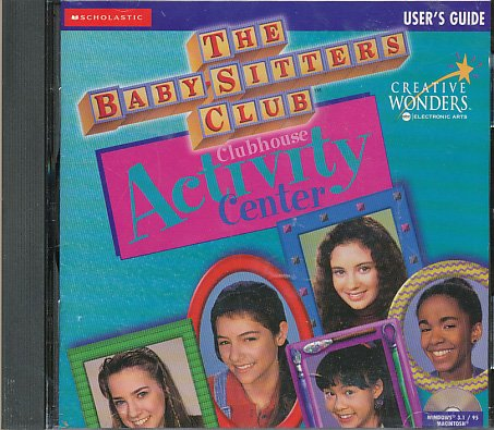 THE BABY SITTERS CLUB ACTIVITY