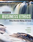 img - for Business Ethics: Ethical Decision Making & Cases book / textbook / text book