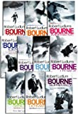 img - for The Bourne Trilogy Series Collection Robert Ludlum 10 Books Set (The Bourne Imperative, The Bourne Legacy, The Bourne Supremacy, The Bourne Ultimatum, The Bourne Identity, The Bourne Objective, The Bourne Sanction, Deception, Betrayal, Dominion) book / textbook / text book