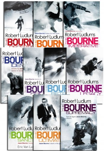 Bourne Identity Novel Pdf