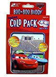 Cars Boo Boo Buddy Cold Pack - Disney Cars Lightning McQueen Instant Cold Pack (2 Pieces)