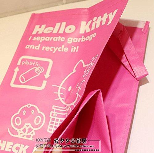 Cjb Lovely Sanrio Hello Kitty Multipurposes Hamper Laundry Bag Pink (Us Seller)