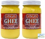 Urban Gita Ghee Made From Organic, Grass-fed Cultured Butter, 32 Oz
