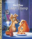 Walt Disney's Lady and the tramp (A Little golden book) (030700113X) by Slater, Teddy