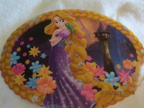Rapunzel Placemat