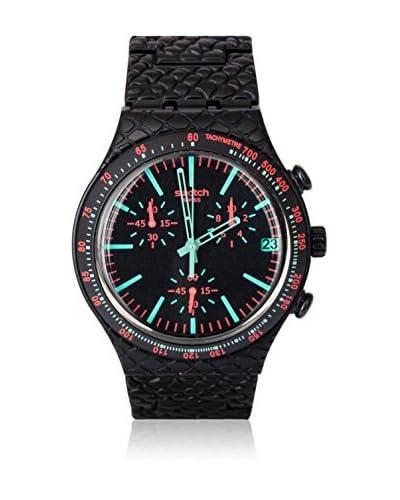 Swatch Reloj de cuarzo Man REPTILE LIGHT BLUE YCB4018AG 40.0 mm