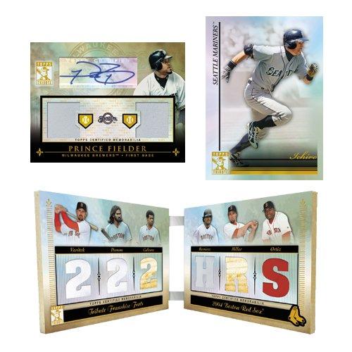 2010 Topps Tribute Baseball Wax Box Dynasties and Rivalries Edition