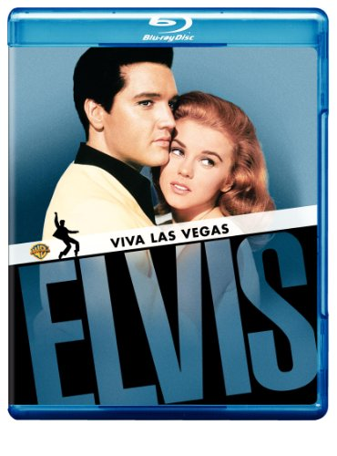 Cover art for  Viva Las Vegas [Blu-ray]