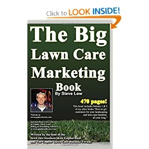 New Lawn Care Business E Books Available Lawn Care