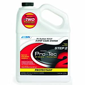 Amazon Com Camco 41447 Pro Tec Rubber Roof Protectant 1