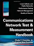 img - for Communications Network Test & Measurement Handbook book / textbook / text book