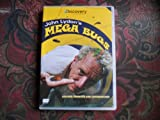 John Lydon's Mega Bugs - Leeches, Termites and Cockroaches [DVD]