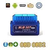 #6: Super Mini Elm327 V1.5 Bluetooth Obd2 Obd-ii Car Auto Diagnostic Scanner Android